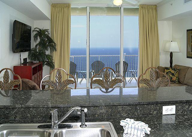 Beachfront for 6 with Incredible Views, Open 3/15-21 - Image 1 - Panama City Beach - rentals