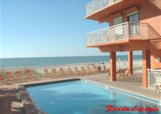 Chateaux Condominium 208 - Image 1 - Indian Shores - rentals