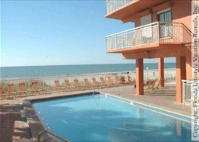 Chateaux Condominium 407 - Image 1 - Indian Shores - rentals