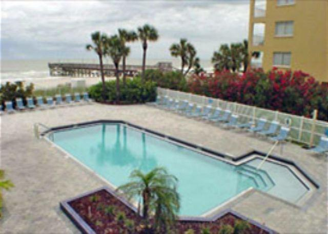 Beach Palms Condominium 312 - Image 1 - Indian Shores - rentals
