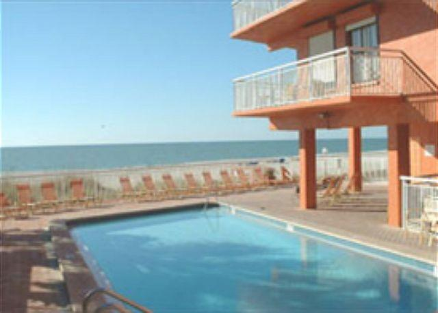 Chateaux Condominium 502 - Image 1 - Indian Shores - rentals
