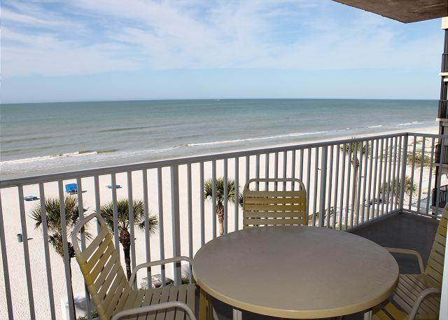 Sand Castle II Condominium 2506 - Image 1 - Indian Shores - rentals