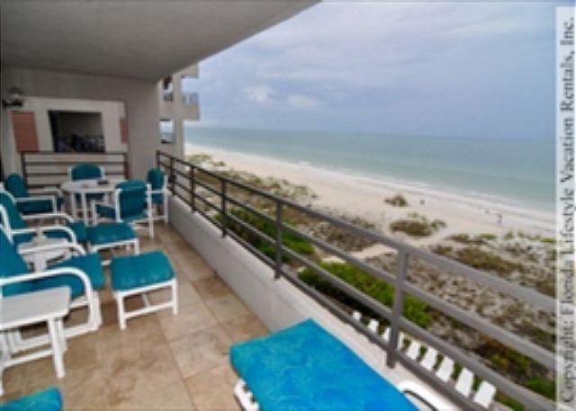 Pier House Condominium 402 - Image 1 - Indian Rocks Beach - rentals