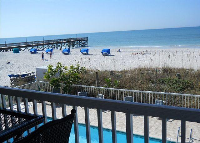 El Mar B / Luxurious 3 Bedroom On The Gulf of Mexico - Image 1 - Indian Shores - rentals