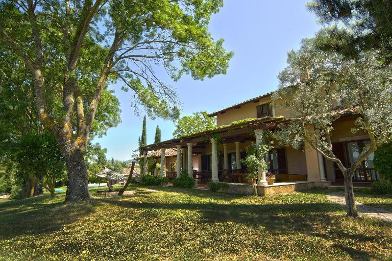 Villa Il Turchetto near Saturnia Spa & Golf Course - Image 1 - Saturnia - rentals
