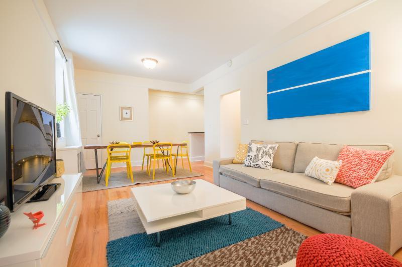 Amazing 2-bed room apt in Chelsea! - Image 1 - New York City - rentals