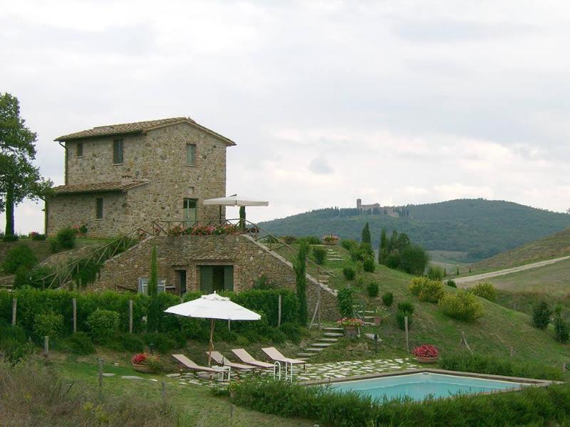Villa Le Crete - Image 1 - Castelmuzio - rentals