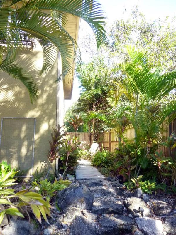 Private garden patio - Paradise Near the River - Sebastian - rentals