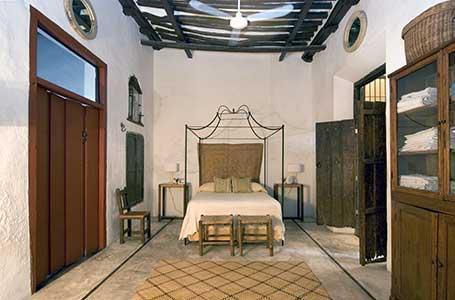 Bedroom - Ermita de Santa Isabel NY Tmagazine recommended - Merida - rentals