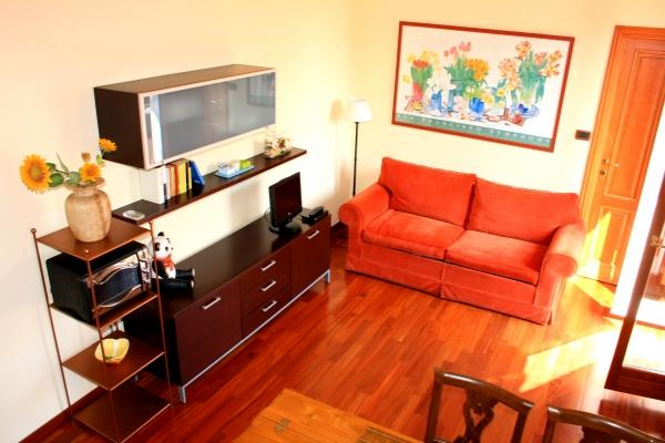 CR100GEN - Attico luminosissimo Genova Centro - Image 1 - Genoa - rentals