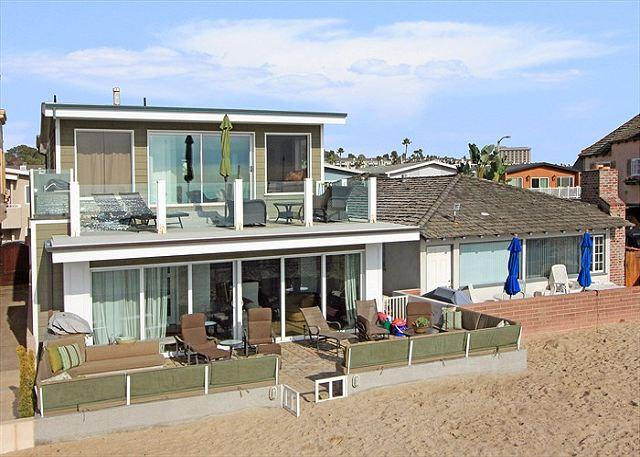 Beautiful Oceanfront Lower Unit of a Duplex! Incredible Views! (68260) - Image 1 - Newport Beach - rentals