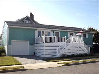 """SAILFISH COTTAGE"" 113964 - Image 1 - Cape May - rentals"
