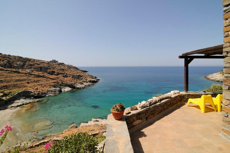 Greek Residence -  Beach serves as your Pool VM - Image 1 - Kea - rentals