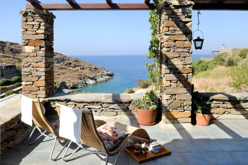 Greek Island Private Beach serves as your Pool VT - Image 1 - Kea - rentals