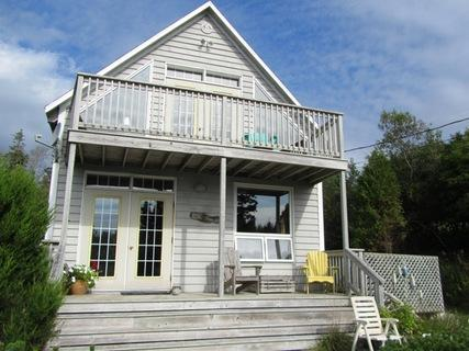 Emsik Beach House is located in the beautiful seaside community of Port Joli. - Emsik Beach House, Port Joli, Nova Scotia - Port Joli - rentals