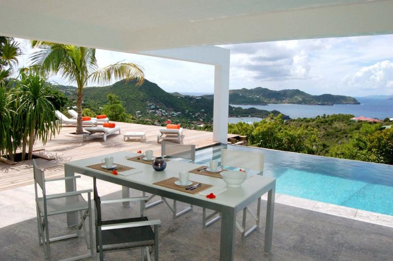 Agave at Camaruche, St. Barth - Private and Calm, Ocean View, Modern and Contemporary Style - Image 1 - Camaruche - rentals