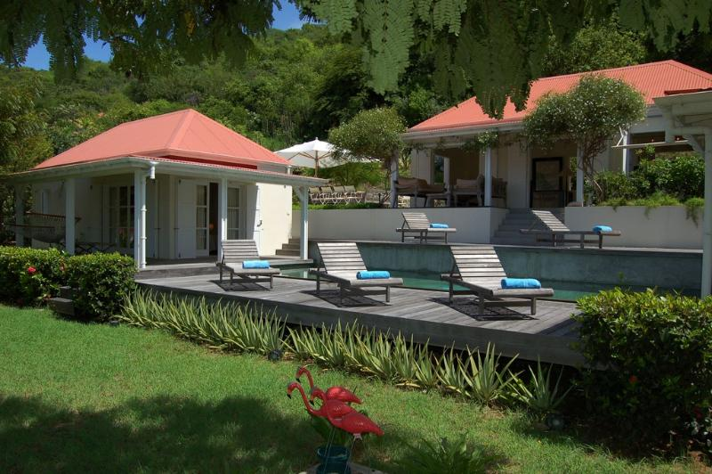 Angelina at Gustavia, St. Barth - Ocean View, Amazing Sunset Views, Walking Distance to Restaurants, - Image 1 - Gustavia - rentals