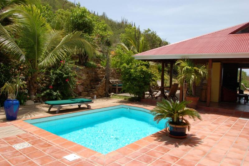 Apiano at Grand Fond, St. Barth - Tropical Garden, Calm, Private - Image 1 - Grand Fond - rentals