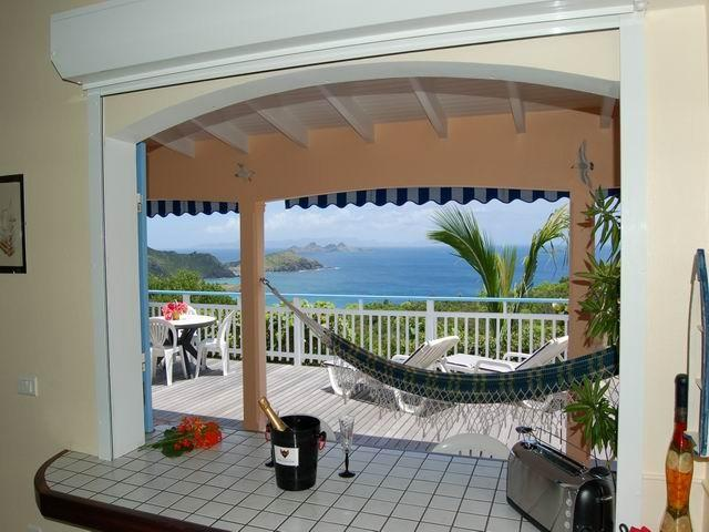Aventura at Flamands, St. Barth - Ocean View, Walking Distance To Flamands Beach, Very Private - Image 1 - Flamands - rentals
