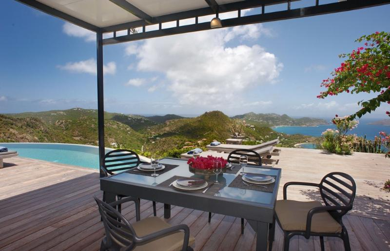 Axis at Petite Saline, St. Barth - Ocean View, Amazing Sunset Views, Private - Image 1 - Petites Salines - rentals