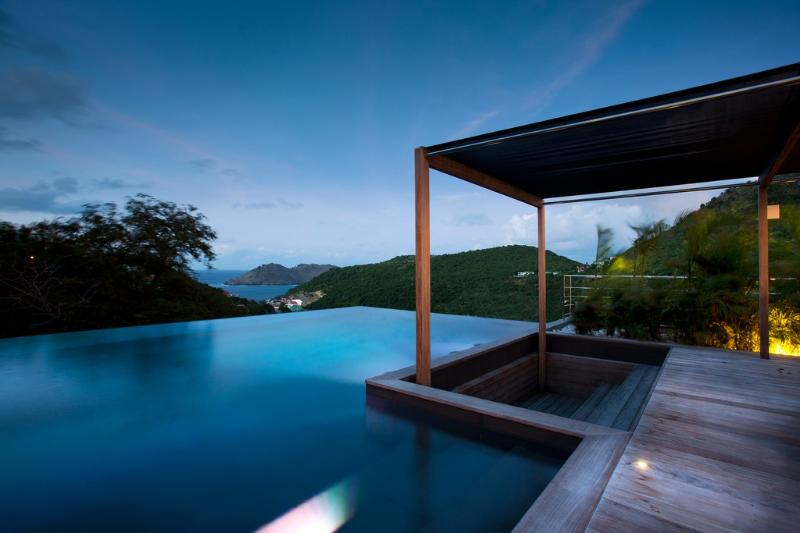Eternity at Flamands, St. Barth  - Ocean View, Fitness Room, 2 Pools and a Hot Tub - Image 1 - Flamands - rentals