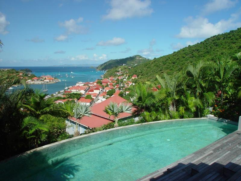 Fabrizia at Gustavia, St. Barth - Ocean Views, Pool and Jacuzzi, Very Private - Image 1 - Gustavia - rentals
