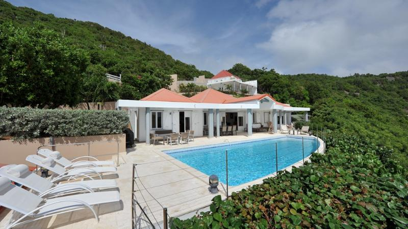 Gouverneur View at Gouverneur, St. Barth - Ocean Views, Short Drive To Beach, Very Private - Image 1 - Gouverneur - rentals