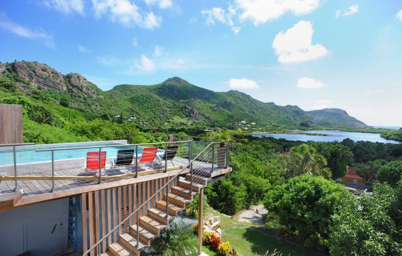 Harry at Salines, St. Barth - Walk To Saline Beach, Ocean View, Fully Air-Conditioned - Image 1 - Petites Salines - rentals
