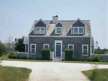 4 Bedroom 4 Bathroom Vacation Rental in Nantucket that sleeps 9 -(10359) - Image 1 - Nantucket - rentals