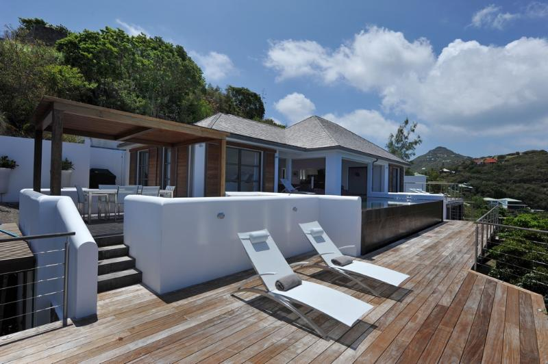 Khajuraho at Pointe Milou, St. Barth - Ocean View, Amazing Sunset View, Very Private - Image 1 - Pointe Milou - rentals