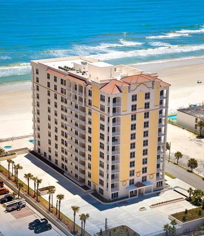 Ariel View of the Opus Building - Daytona Beach 3/3 Ba Ocnfnt Condo*OCT-DEC SPECIAL - Daytona Beach - rentals
