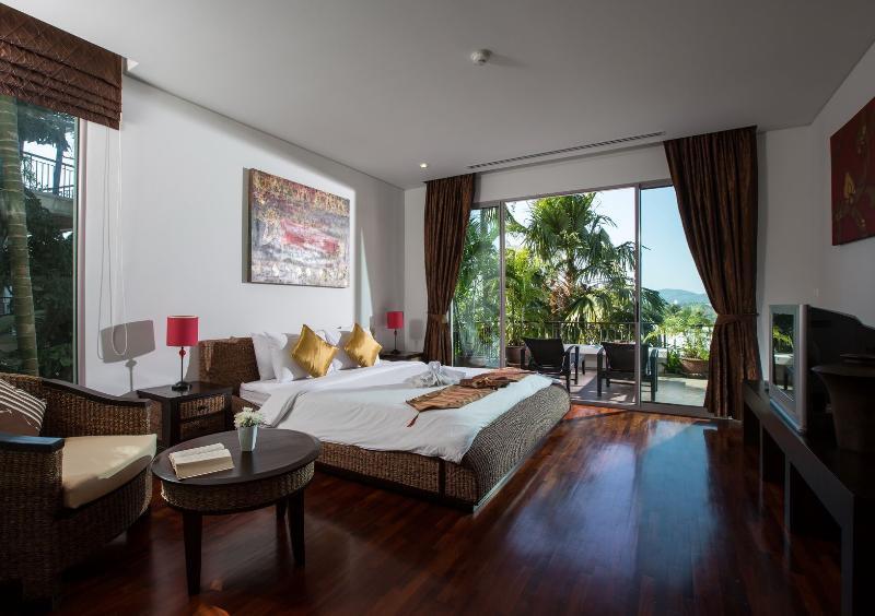 Gorgeous family apartment near beaches (KG1B) - Image 1 - Kata - rentals