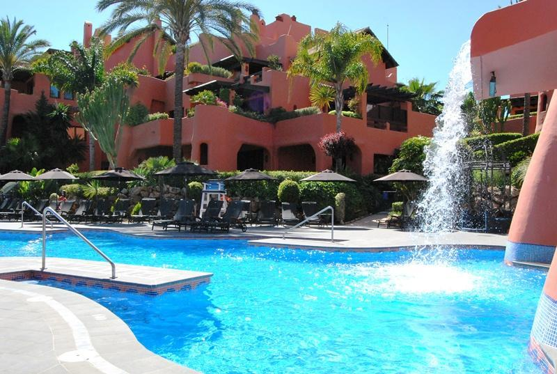 Sea views luxury apartment Torre Bermeja - Image 1 - Estepona - rentals