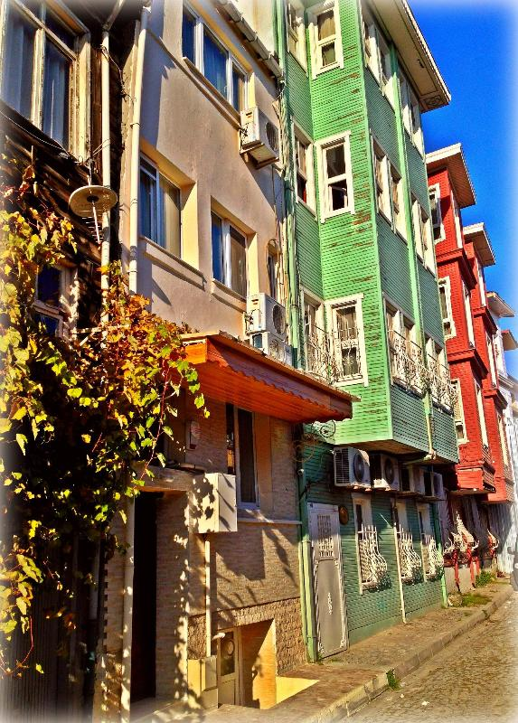 Exterior - Cosy flat with kitchen and courtyard - Istanbul - rentals