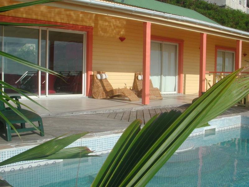 Le Motu at Grand Cul De Sac, St. Barth - Lagoon View, Walk To Beach and Restaurants, Pool - Image 1 - Grand Cul-de-Sac - rentals