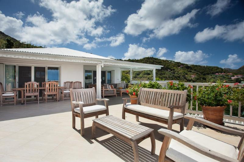 Luz at Lorient, St. Barth - Ocean View, Amazing Sunset Views, Long Lap Pool - Image 1 - Lorient - rentals
