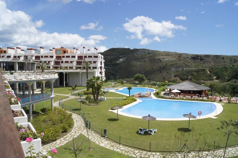Outdoor pool - Parque Botanico Unique Country Club Resort Costa del Sol - Estepona - rentals