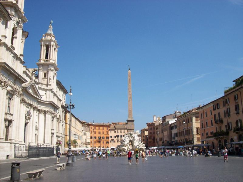Navonaloft, unique place in the heart of Rome - Image 1 - Rome - rentals