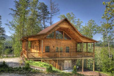 Deep Creek Overlook...Where Memories Are Made - Deep Creek Overlook Luxury Log Cabin with Gameroom - Bryson City - rentals