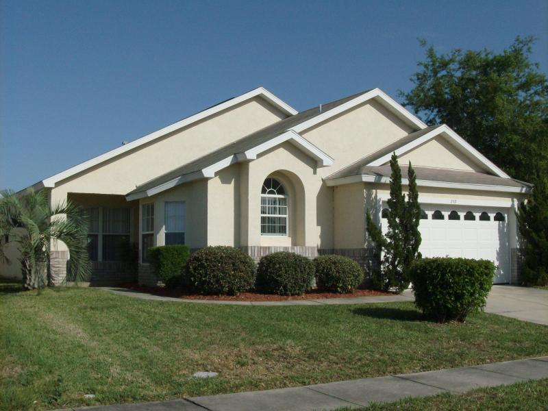 Grumpysvilla - Wonderful 4 Bedroom Condo, Grumpysvilla, includes Air Conditioning and Jacuzzi - Kissimmee - rentals