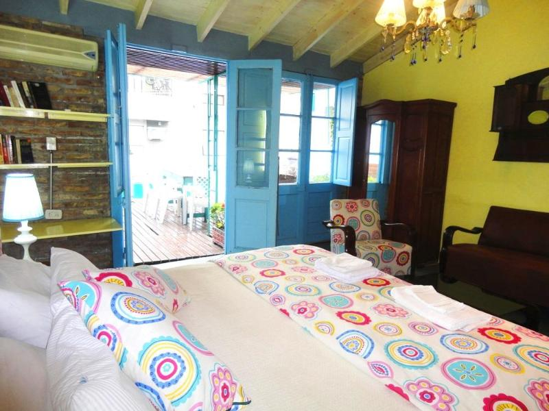 Stylish Loft, Big Terrace, Solarium, Barbecue - Image 1 - Buenos Aires - rentals