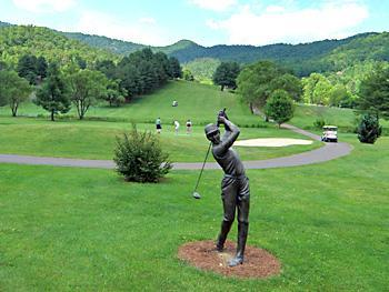 Mill Creek Golf Course - Whispering Pines - Mill Creek Country Club - Franklin - rentals
