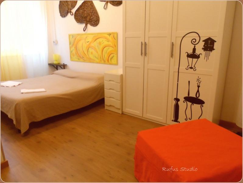 Rufus Studio in Rome - Near Trastevere Area - Image 1 - Rome - rentals