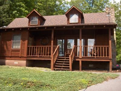 Mountain Mist Cabin 2BR/2BA - Image 1 - Gatlinburg - rentals