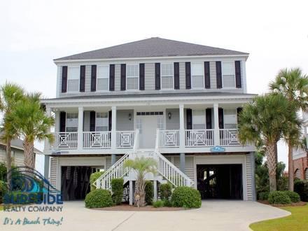 Southern Belle - Image 1 - Garden City Beach - rentals