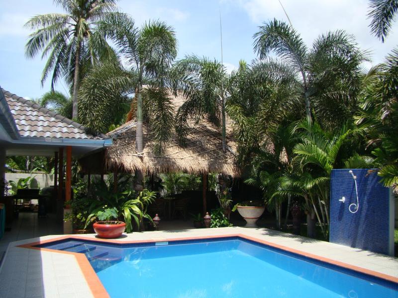 Pool from back garden - Leelawadee luxury pool villa - Hua Hin - rentals