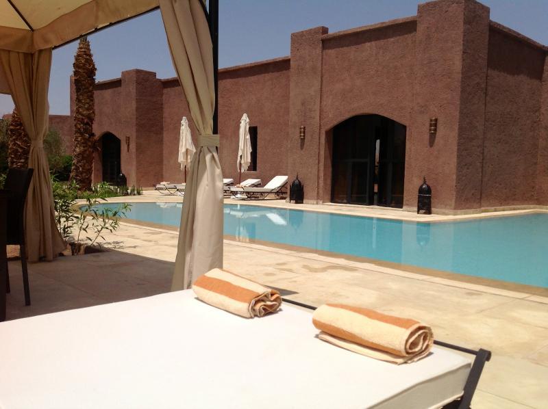 Villa Tamara - Rent Exclusively Villa Tamara with private Pool.(6 - Marrakech - rentals
