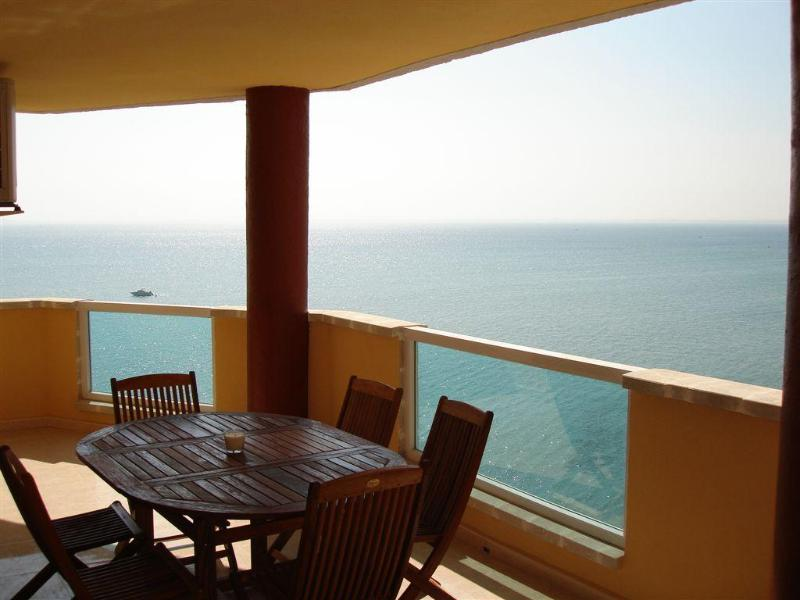 Front-line of the Mar Menor! Stunning views! - Image 1 - La Manga del Mar Menor - rentals