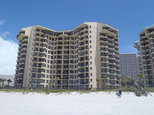 Sunbird Condo/Beachview 1 - Oceanside 1 Bedroom with Pool & Spectacular Gulf View from Balcony - Panama City Beach - rentals