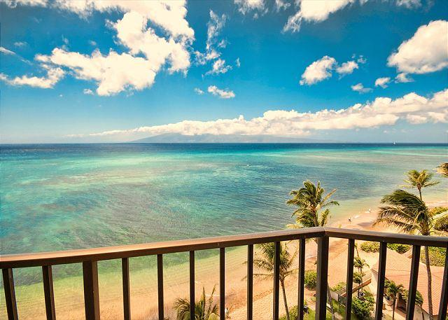 Valley Isle Resort #1104 Amazing View!! - Image 1 - Lahaina - rentals